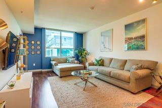 Photo 2: DOWNTOWN Condo for sale : 1 bedrooms : 253 10Th Ave #734 in San Diego