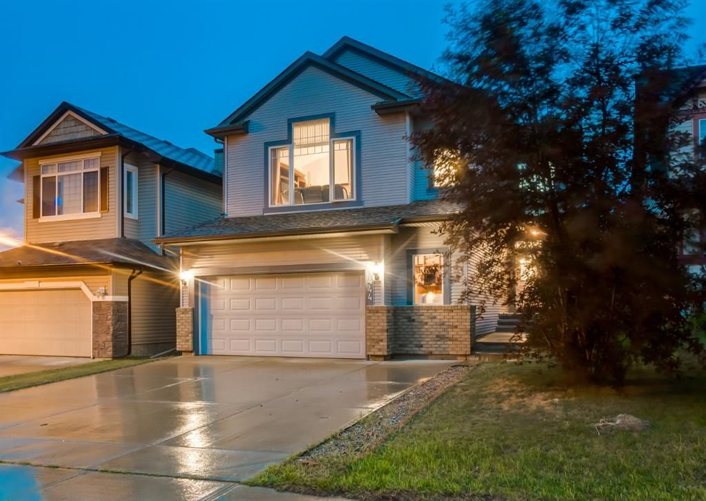 Main Photo: 444 EVANSTON View NW in Calgary: Evanston Detached for sale : MLS®# A1128250