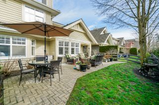 """Photo 31: 36 15450 ROSEMARY HEIGHTS Crescent in Surrey: Morgan Creek Townhouse for sale in """"CARRINGTON"""" (South Surrey White Rock)  : MLS®# R2435526"""