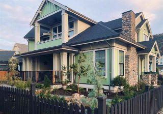 "Photo 2: A 44733 VANDELL Drive in Chilliwack: Vedder S Watson-Promontory 1/2 Duplex for sale in ""RIVERS EDGE"" (Sardis)  : MLS®# R2429547"