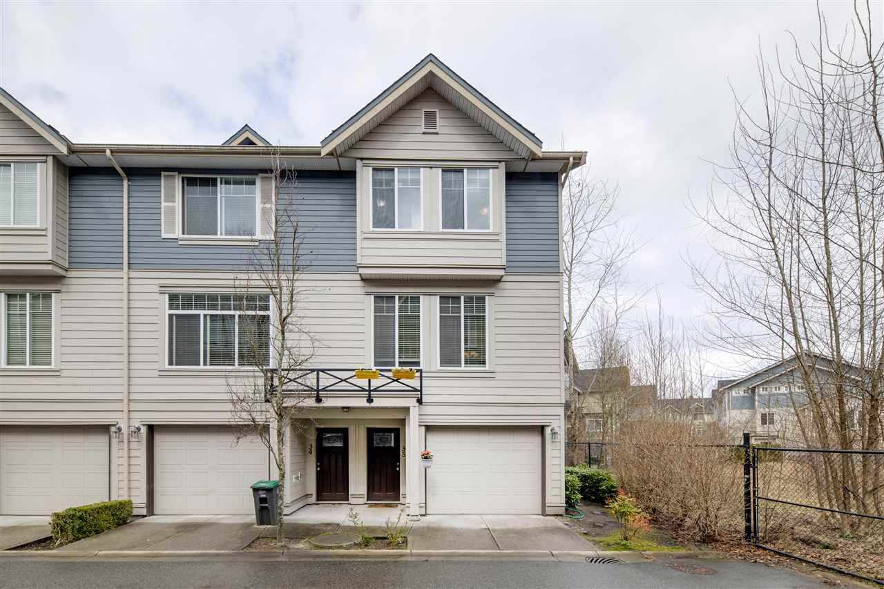 "Main Photo: 35 15399 GUILDFORD Drive in Surrey: Guildford Townhouse for sale in ""GUILDFORD GREENS"" (North Surrey)  : MLS®# R2560740"