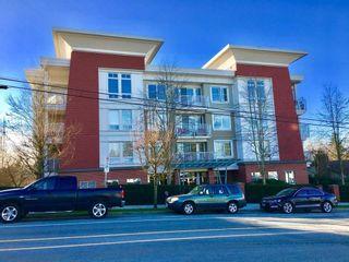 "Photo 1: 408 12283 224TH Street in Maple Ridge: West Central Condo for sale in ""MAXX"" : MLS®# R2239187"