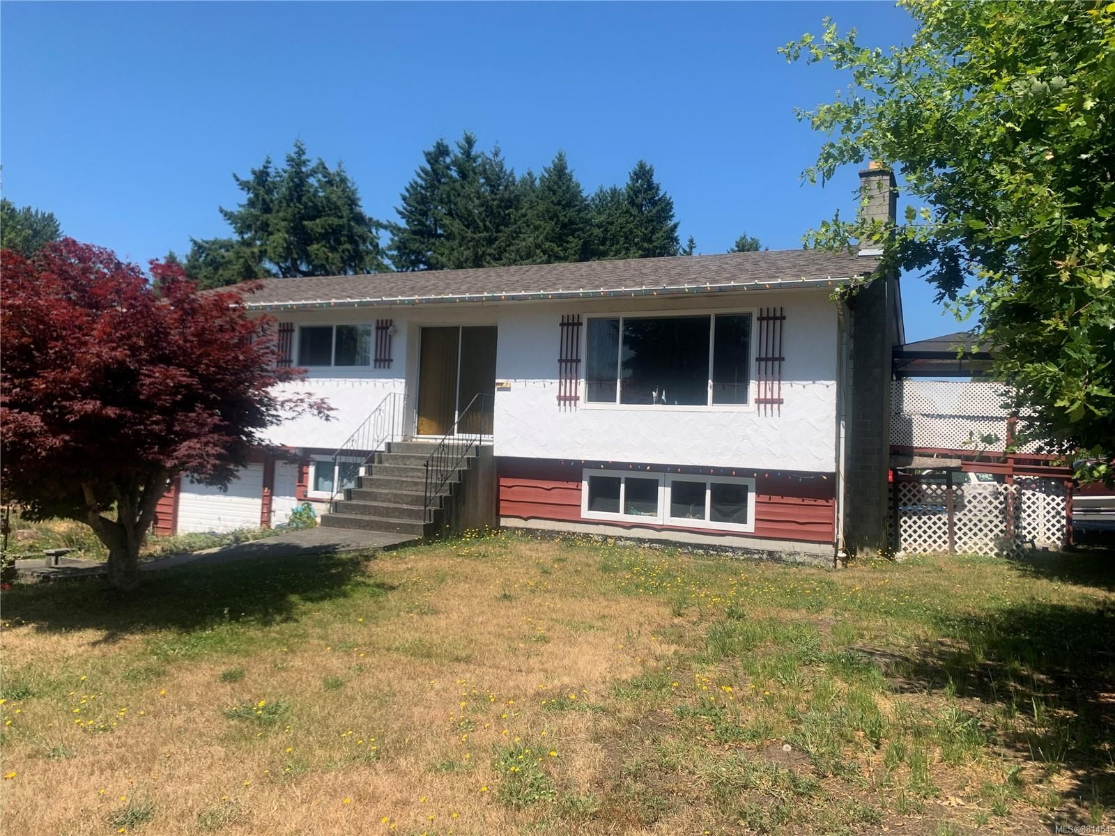 Main Photo: 1101 21st St in Courtenay: CV Courtenay City House for sale (Comox Valley)  : MLS®# 881454