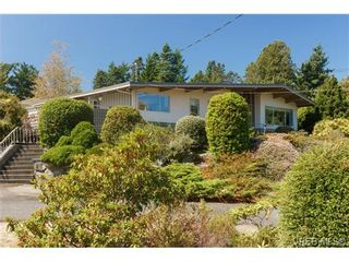 Photo 1: 2351 Arbutus Rd in VICTORIA: SE Arbutus House for sale (Saanich East)  : MLS®# 714488