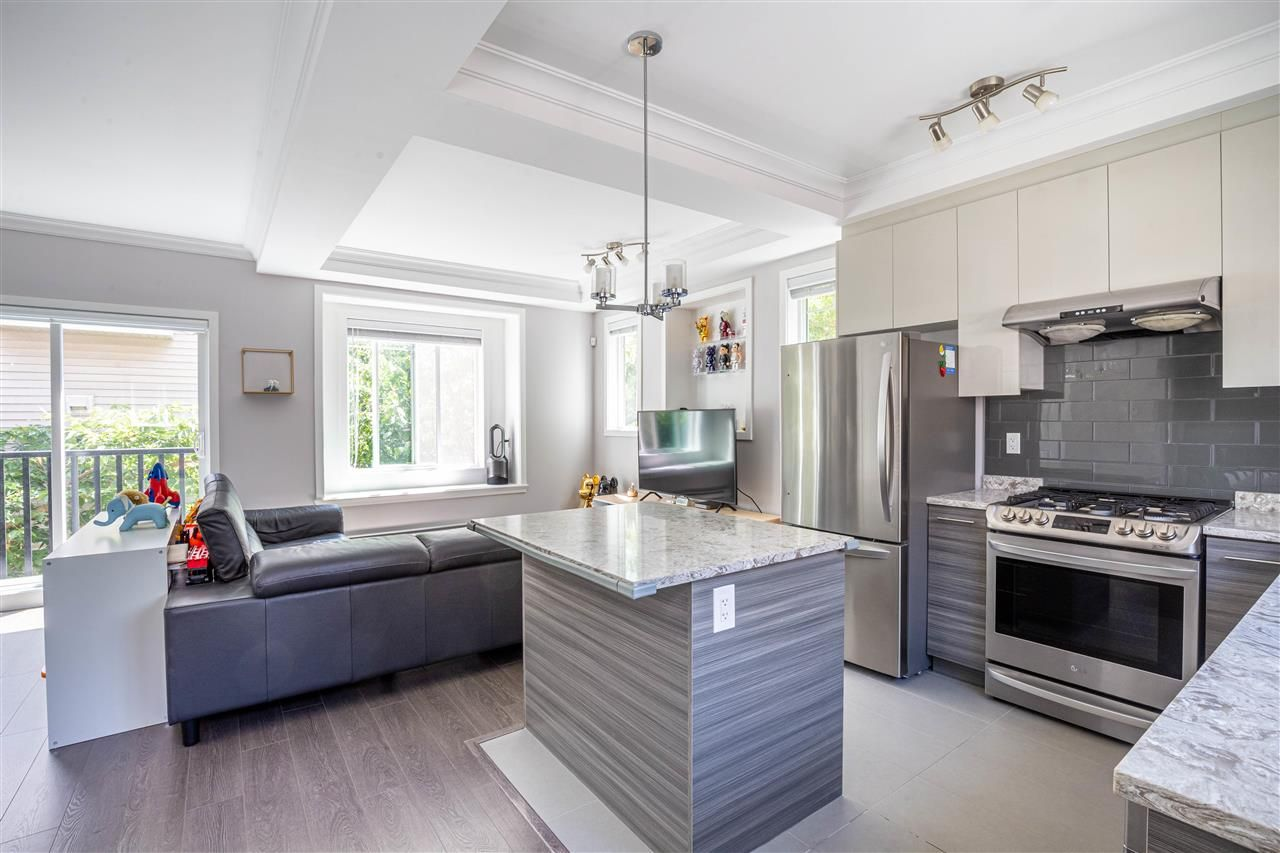 """Photo 8: Photos: 5 9000 GENERAL CURRIE Road in Richmond: McLennan North Townhouse for sale in """"WINSTON GARDENS"""" : MLS®# R2592878"""