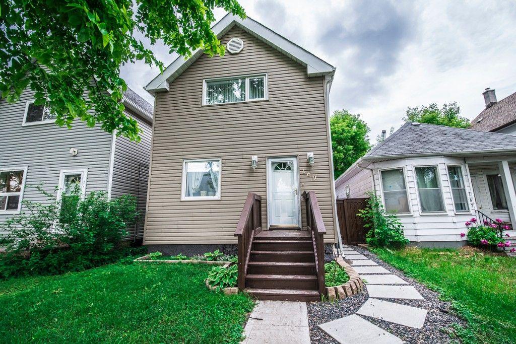 Main Photo: 169 Inkster Boulevard in Winnipeg: West Kildonan Single Family Detached for sale (4D)  : MLS®# 1716192