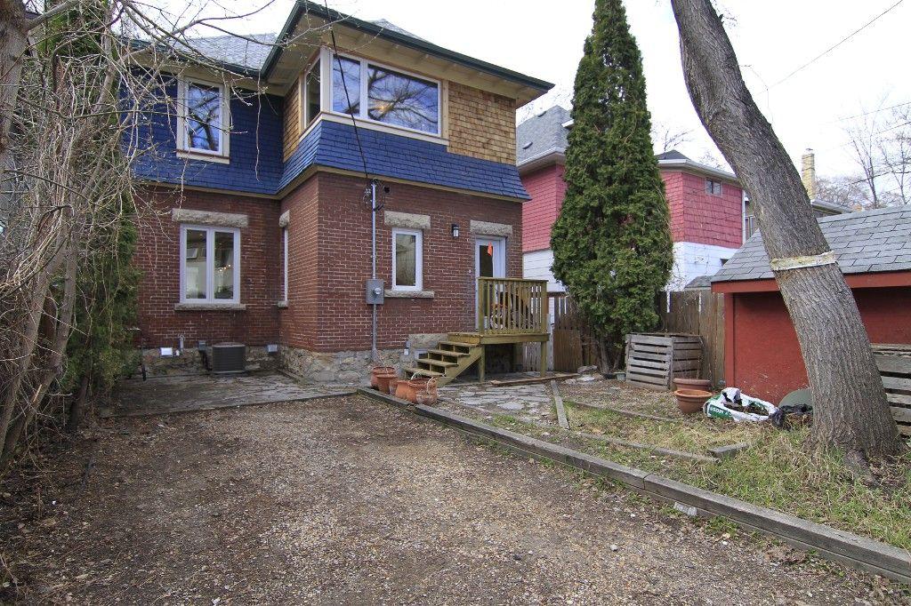 Photo 63: Photos: 87 Ruby Street in Winnipeg: Wolseley Single Family Detached for sale (West Winnipeg)  : MLS®# 1306696