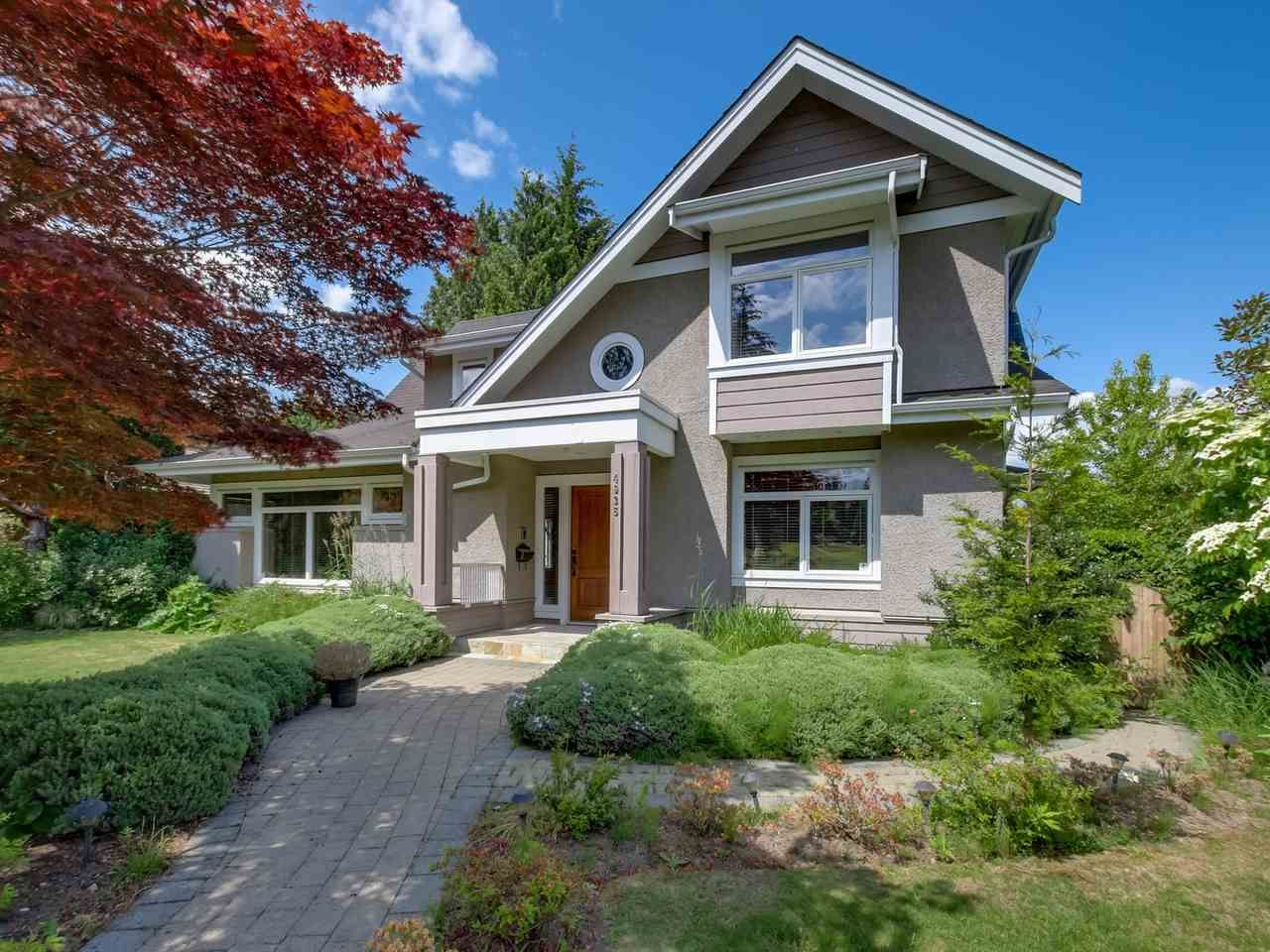 """Main Photo: 4935 W COLLEGE HIGHROAD Avenue in Vancouver: University VW House for sale in """"Little Australia"""" (Vancouver West)  : MLS®# R2547740"""