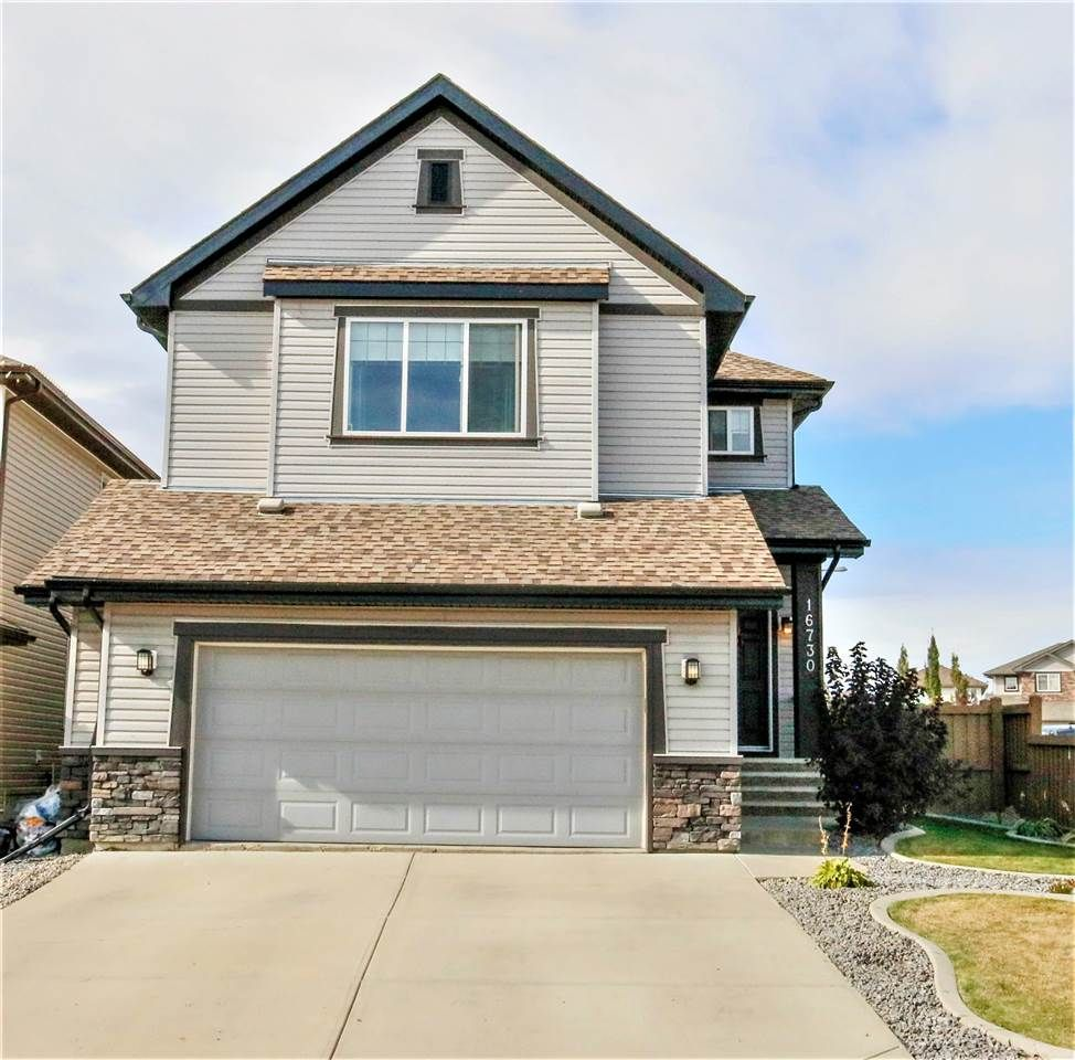 Main Photo: 16730 57A Street in Edmonton: Zone 03 House for sale : MLS®# E4224273
