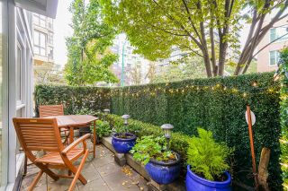 Photo 35: 428 HELMCKEN STREET in Vancouver: Yaletown Townhouse for sale (Vancouver West)  : MLS®# R2622159