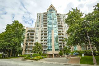 """Photo 1: 703 1189 EASTWOOD Street in Coquitlam: North Coquitlam Condo for sale in """"THE CARTIER"""" : MLS®# R2531681"""