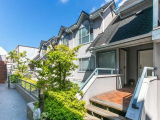 """Photo 5: 303 1166 W 6TH Avenue in Vancouver: Fairview VW Condo for sale in """"Seascape Vista"""" (Vancouver West)  : MLS®# R2603858"""