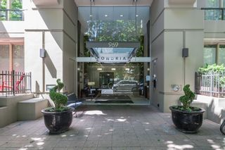 """Photo 15: 603 969 RICHARDS Street in Vancouver: Downtown VW Condo for sale in """"Mondrian"""" (Vancouver West)  : MLS®# R2074580"""