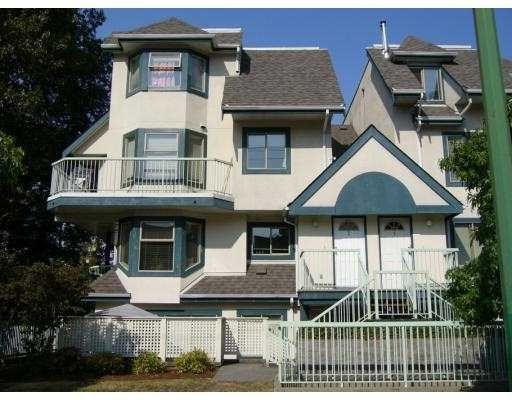 Main Photo: #48 7520 18th in Burnaby: Edmonds BE Townhouse for sale (Burnaby East)  : MLS®# V612432