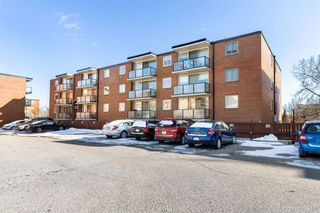 Main Photo: 432 1421 7 Avenue NW in Calgary: Hillhurst Apartment for sale : MLS®# A1087996