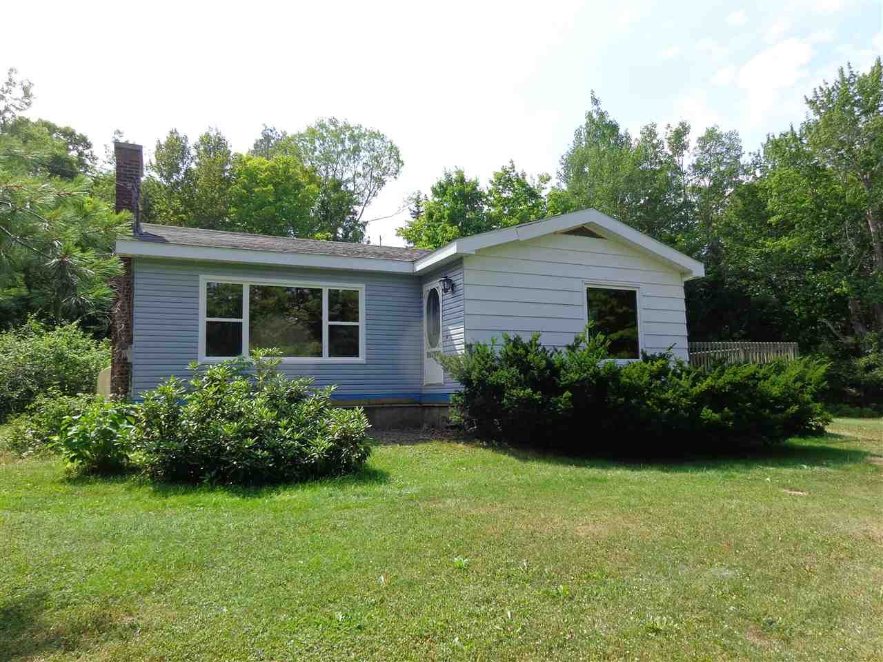 Main Photo: 1220 Highway 4 in Salt Springs: 108-Rural Pictou County Residential for sale (Northern Region)  : MLS®# 202016313