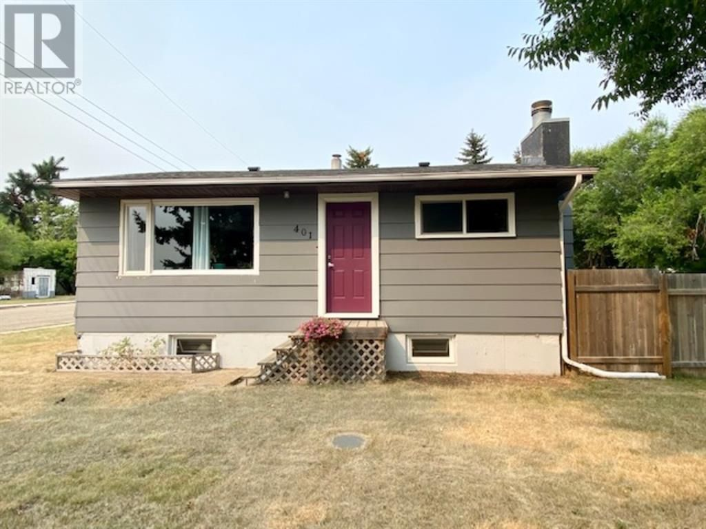 Main Photo: 401 Main Street in Chauvin: House for sale : MLS®# A1139493