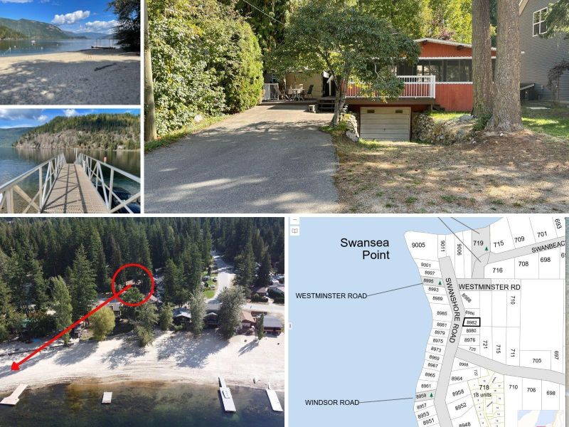 FEATURED LISTING: 8982 Swanshore Road Swansea Point