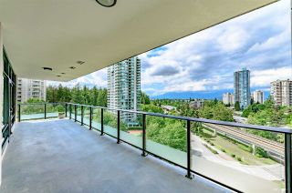 "Photo 5: 1002 6168 WILSON Avenue in Burnaby: Metrotown Condo for sale in ""JEWEL II"" (Burnaby South)  : MLS®# R2462727"