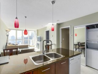 "Photo 9: 2305 1155 SEYMOUR Street in Vancouver: Downtown VW Condo for sale in ""BRAVA"" (Vancouver West)  : MLS®# R2266500"