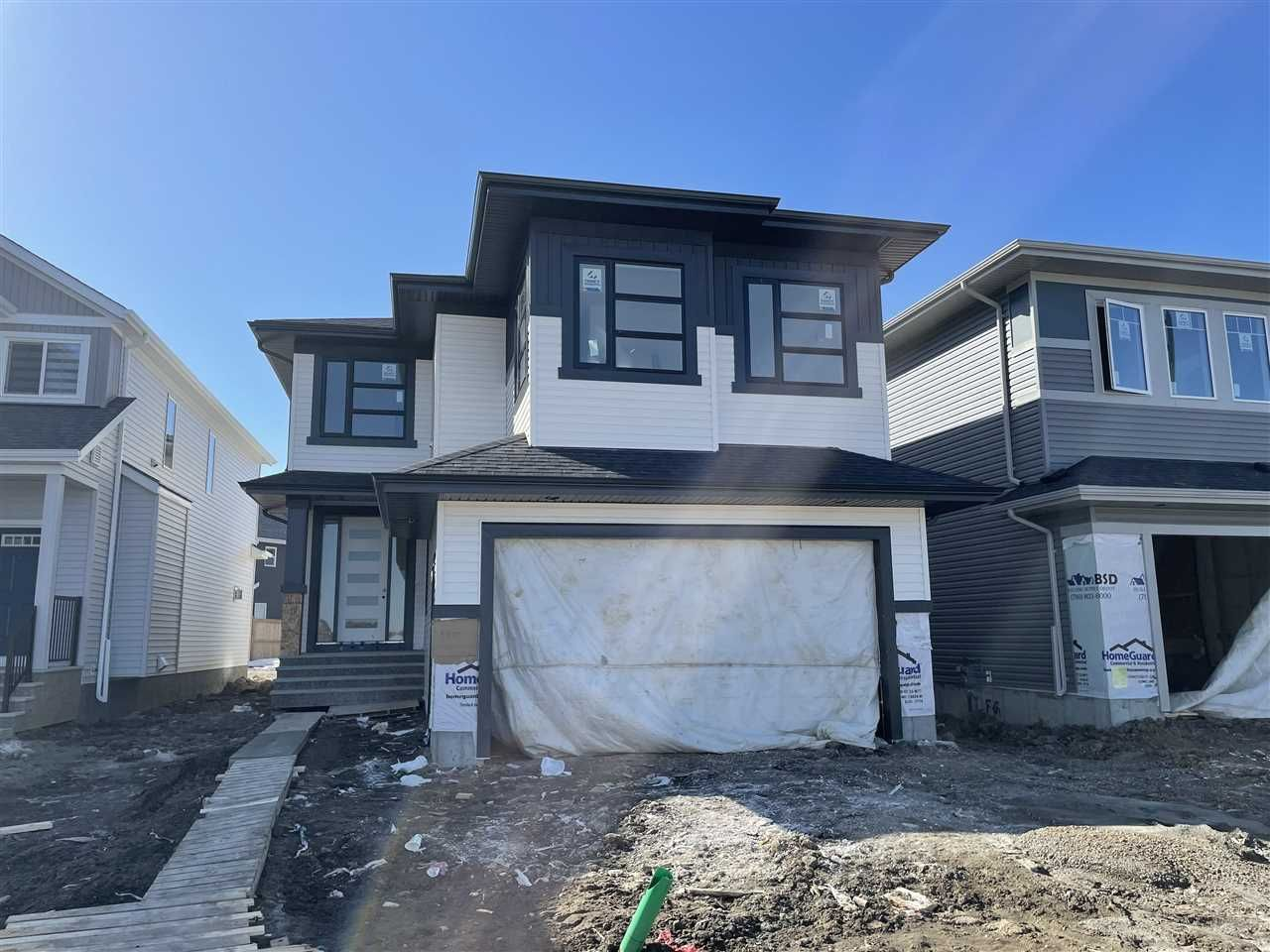 Main Photo: 830 CRYSTALLINA NERA Way in Edmonton: Zone 28 House for sale : MLS®# E4233271