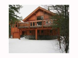 Photo 1: 33 PINE Loop: Whistler House for sale : MLS®# V809806