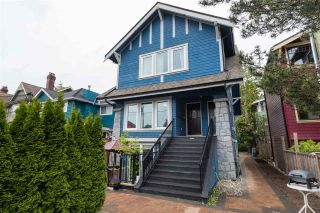 Photo 1: 3311 W 7TH Avenue in Vancouver: Kitsilano House for sale (Vancouver West)  : MLS®# R2575195