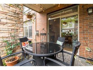 """Photo 17: 107 6500 194 Street in Surrey: Clayton Condo for sale in """"SUNSET GROVE"""" (Cloverdale)  : MLS®# R2356040"""