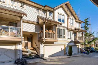 """Photo 1: 65 20350 68 Avenue in Langley: Willoughby Heights Townhouse for sale in """"Sunridge"""" : MLS®# R2344309"""