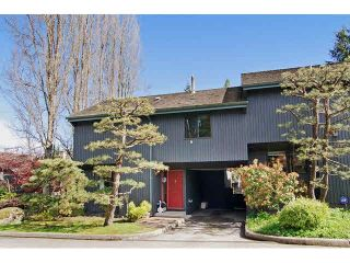 """Photo 1: 417 4001 MT SEYMOUR Parkway in North Vancouver: Roche Point Townhouse for sale in """"THE MAPLES"""" : MLS®# V1115276"""