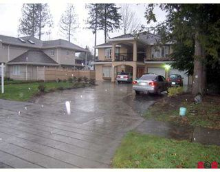 Photo 1: 15035 92ND Ave in Surrey: Fleetwood Tynehead House for sale : MLS®# F2703324