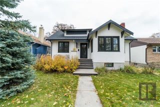Photo 1: 194 CAMPBELL Street in Winnipeg: River Heights North Residential for sale (1C)  : MLS®# 1827959