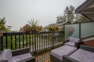 Photo 19: 16 3431 GALLOWAY Avenue in Coquitlam: Burke Mountain Townhouse for sale : MLS®# R2099337