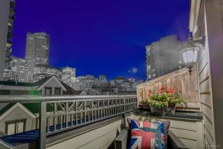 """Photo 3: 3 1135 BARCLAY Street in Vancouver: West End VW Townhouse for sale in """"Barclay Estates"""" (Vancouver West)  : MLS®# R2204375"""