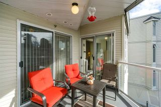 """Photo 17: 322 1220 LASALLE Place in Coquitlam: Canyon Springs Condo for sale in """"MOUNTAINSIDE PLACE"""" : MLS®# R2245407"""