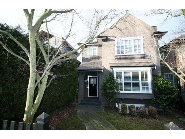 Main Photo: 3711 W 11TH Avenue in Vancouver: Point Grey House for sale (Vancouver West)  : MLS®# V986350
