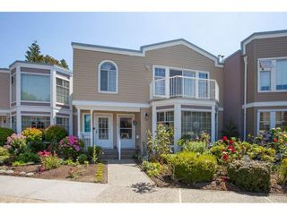 """Photo 1: 206 9540 COOK Street in Chilliwack: Chilliwack N Yale-Well Townhouse for sale in """"Rose Arbour"""" : MLS®# R2090667"""