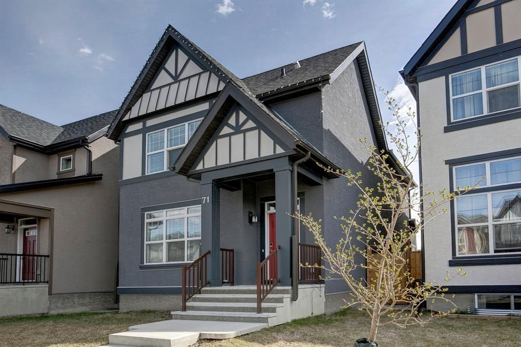 Main Photo: 71 Masters Link SE in Calgary: Mahogany Detached for sale : MLS®# A1107268