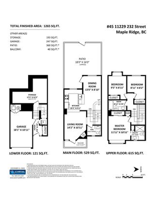 Photo 28: 45 11229 232 STREET in Maple Ridge: East Central Townhouse for sale : MLS®# R2523761