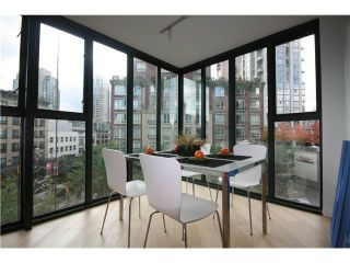 Photo 5: # 402 1155 HOMER ST in Vancouver: Yaletown Condo for sale (Vancouver West)  : MLS®# V1037431