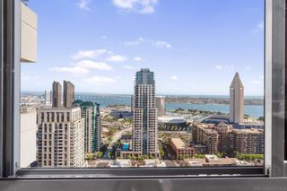 Photo 9: DOWNTOWN Condo for sale : 2 bedrooms : 700 Front St #2303 in San Diego