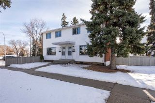 Photo 1: 10980 161 Street in Edmonton: Zone 21 Townhouse for sale : MLS®# E4223085