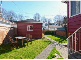 """Photo 19: 38 W 20TH Avenue in Vancouver: Cambie House for sale in """"CAMBIE VILLAGE"""" (Vancouver West)  : MLS®# V1053953"""