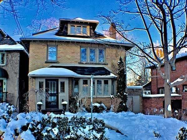 Main Photo: 96 Glenview Avenue in Toronto: Lawrence Park South House (2 1/2 Storey) for lease (Toronto C04)  : MLS®# C3706019