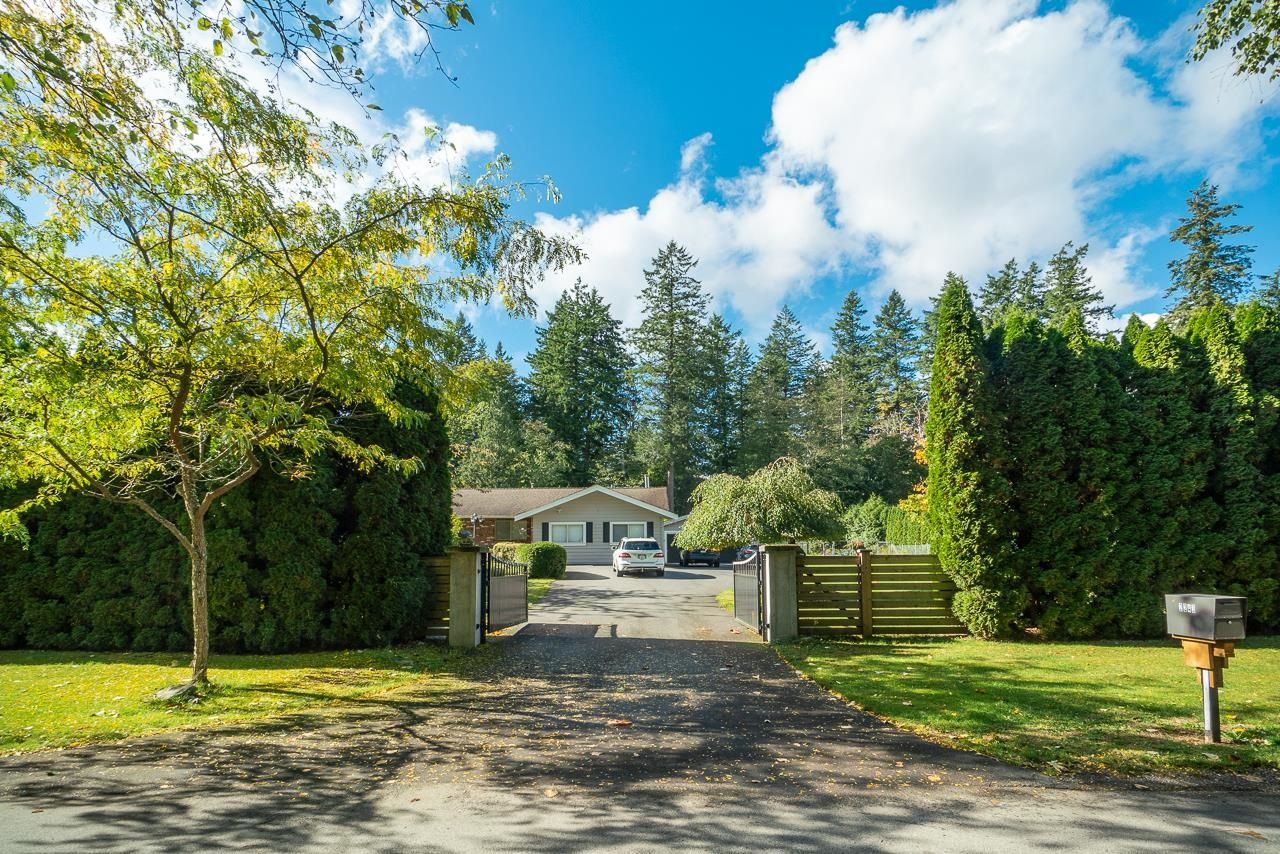 Main Photo: 2243 174 Street in Surrey: Pacific Douglas House for sale (South Surrey White Rock)  : MLS®# R2624074