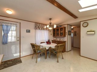 Photo 4: 37 4714 Muir Rd in COURTENAY: CV Courtenay East Manufactured Home for sale (Comox Valley)  : MLS®# 803028