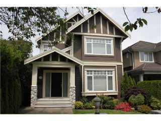 Photo 1: 3739 W 21ST Avenue in Vancouver: Dunbar House for sale (Vancouver West)  : MLS®# V923232