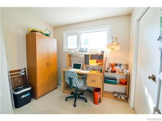 Photo 13: 39 Grimston Road in Winnipeg: Fort Richmond Residential for sale (1K)  : MLS®# 1622880