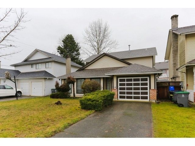 """Main Photo: 9584 155TH Street in Surrey: Fleetwood Tynehead House for sale in """"BRIARWOOD"""" : MLS®# F1431535"""