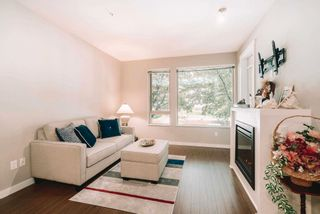 """Photo 1: 214 119 W 22ND Street in North Vancouver: Central Lonsdale Condo for sale in """"ANDERSON WALK"""" : MLS®# R2598476"""